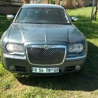 Chrysler 300c 5.7, V8 HEMI , BLUE,18000KM, R85 000