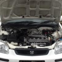 Honda Civic 1.6 liter ivtec