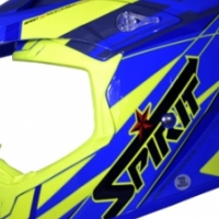 Spirit Motorcycle Helmets, Bike Helmet, Motorbike, Dual Sport, Flip Up, MX