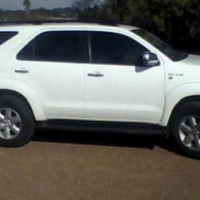 2011 Toyota Fortuner SUV For Sale