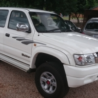 2004 Toyota Hilux  4x4 3.0D KZ-TE, D/C, Only 148000kms