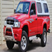 2003 Toyota Hilux 2.7