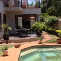 Lovely Double Story House In Bougainvillea Estate To Let