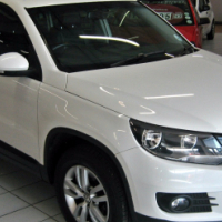 2012 VW Tiguan 1.4l TSI 4 Motion