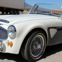 2015 Woodley Austin Healey MKII 3000 Works Replica