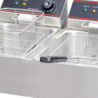 Electric fryers - IEF-82A