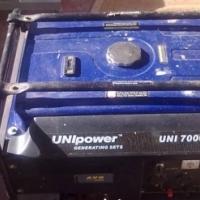 Unipower 7000E 7Kv Generator.