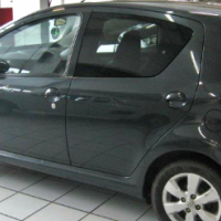 2012 Toyota Aygo Wild 5DR