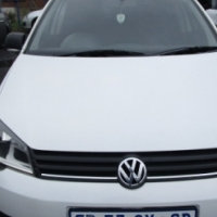A Vw polo 1.4 trendline, 2015 Model, 44000km, white in color, 4-doors, factory a/c, c/d player, cent