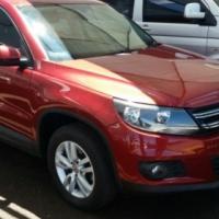 2011 VW Tiguan 1.4tsi (118kw)