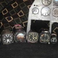 Vliegtuig instrumente