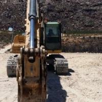 Excavators Caterpillar Cat 325D LME
