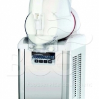 Gelato soft ice cream / Frozen yoghurt Machine - White
