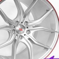 """19"""" TTR IFG17 5/112 Silver Alloy Wheels"""