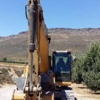Excavators Caterpillar Cat 323D LME