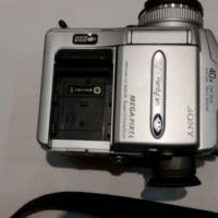 Sony Digital Handycam- 40x optical zoom