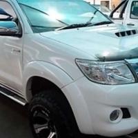 Toyota Hilux 3.0D 4D double cab 4x4 Raider Heritage Edition aut 2011