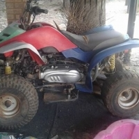 150cc quad needs battery and flywheel