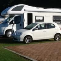 Vista 6 Motorhome & Toyota Etios Warmbad