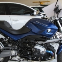 2013 BMW R1200 R ABS H/Grips
