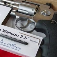 Dan wesson 2.5 inch co3 hangun