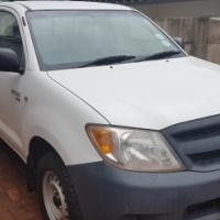 2008 Toyota Hilux  2.5 d4d s/c