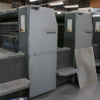 Buy Used 2000 Heidelberg SM74-5P3-H Machine