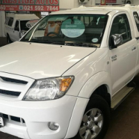 2006 Toyota Hilux 2.7 VVTi S/C, Only 133000Km's,Full Service History, Powersteering