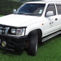 Toyota hilux 4x4 double cab gor sale