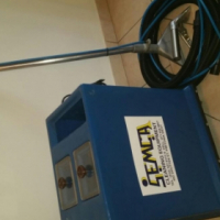 Like Brand New 2x Semca Industrial Carpet Cleaning Machine with all attachments included for Sale...