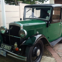 1934 Austin 10 - Rare & Highly Collectible - The English Jewel of 1930's