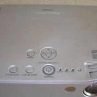 Panasonic projektor