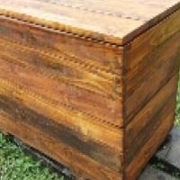 Wood Box Crates