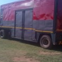 Leaving KZN going to Gauteng with an EMPTY (11 Ton Close truck ) on the (1st of March)  079 599 4108