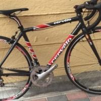 Small Full Carbon Road Bike Cervelo Durace Easton