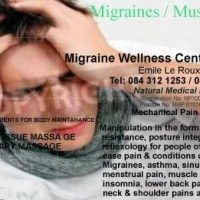 Suffer from Migraine / Muscle Pain? Migraine Welness Centre West Rand can help!