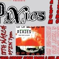 The DOORS Nightclub - PIXIES album promo & party