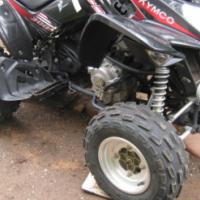 KYMCO - Maxxer 300cc - Fully Automatic - Quad Bike - R14,000