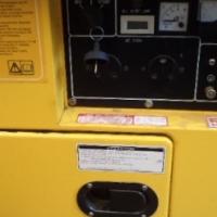 silent diesel generator 5 kw