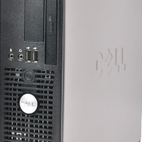 "Dell Optiplex GX780 Intel Core2Duo Desktop PC + 19"" Monitor 1 Year Warranty & Free Delivery"