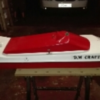 DM CRAFT Bait Boats