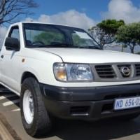 Nissan Hardbody 2.7 Diesel