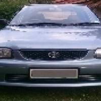 2004 Toyota Tazz 1.3 manual