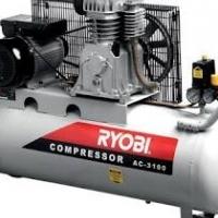 ryobi 100L compressor