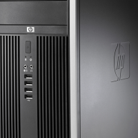 HP 8000 Elite Pro Intel Core2Duo Tower PC 1 Year Warranty & Free Delivery