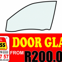 Side glass special!