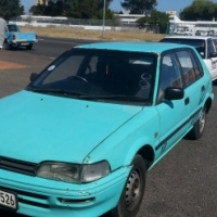 Toyota conquest tazz zip 1300 for sale