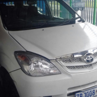 a Toyota Avanza 2009 ATTENTION NEEDED!!!!!!