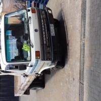 dong feng warroir 4ton truck