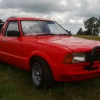 Ford Cortina V6 5 Speed gearbox  bakkie